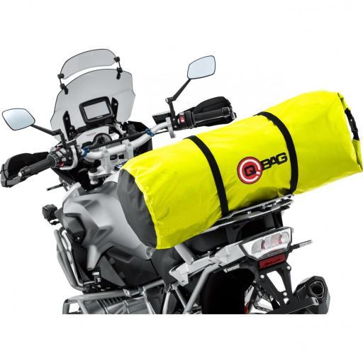 QBag rollo a prueba de agua 07 50 litros amarillo neón [0]