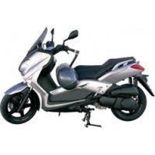 URBAN ANTIRROBO SCOOTER/CASCO/MANILLAR URBAN SECURITY  Yamaha X-Max 125 cc- 250 cc