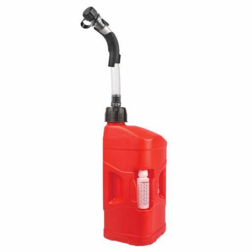 Bidón de llenado rápido 10 litros rojo [1]
