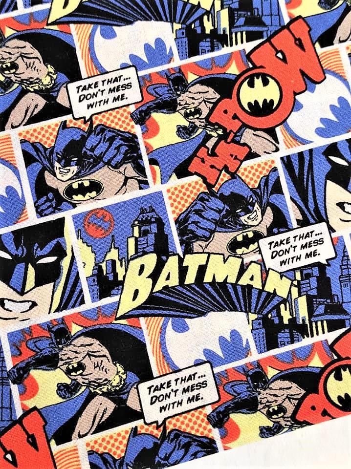BATMAN PATCH AMERICANO
