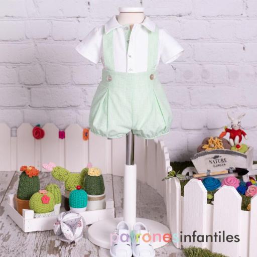 REVISTA PATRONES INFANTILES ESPECIAL BEBÉ Nº 13 [1]