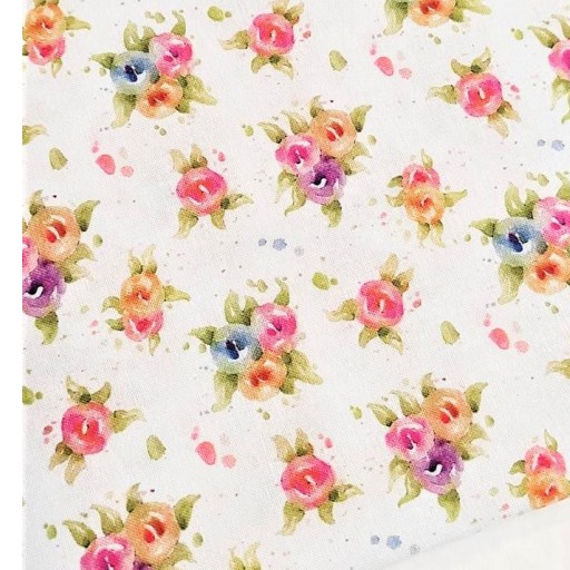 PATCHWORK AMERICANO LITTLE DARLINGS FLORES