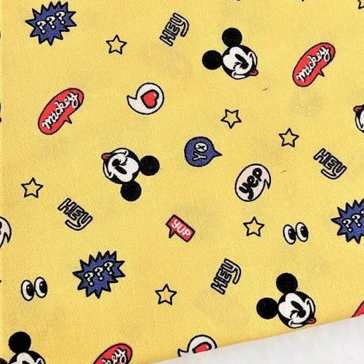 DISNEY PATCH AMERICANO ITS A MICKEY THING AMARILLO