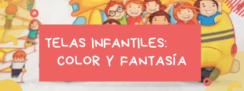 TEJIDOS INFANTILES: DESCUBRE UN UNIVERSO DE COLOR Y FANTASÍA