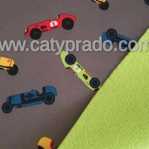 75 cm  cm  SOFTSHELL CARS GRIS