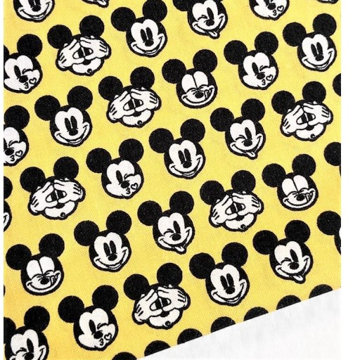 DISNEY PATCH AMERICANO ITS A MICKEY THING AMARILLO CARITAS