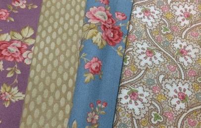 Pack de telas para patchwork
