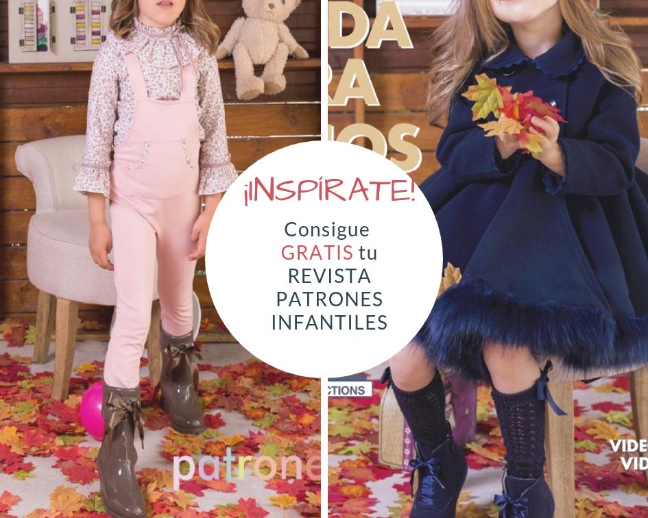 Inspiración para confecciones infantiles