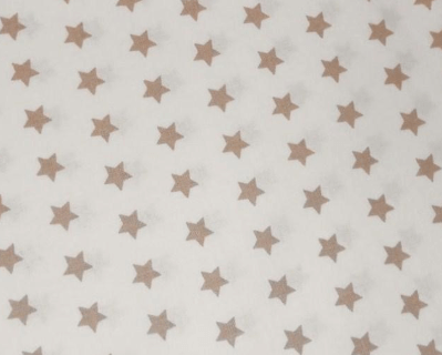 Tela algodón de oferta estampado estrellas