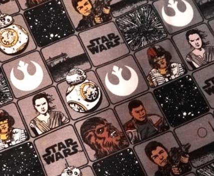 Tela estampada Star Wars