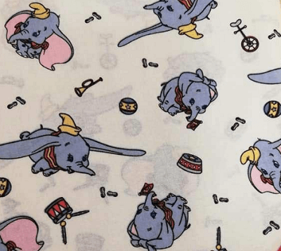 Tela Disney Dumbo