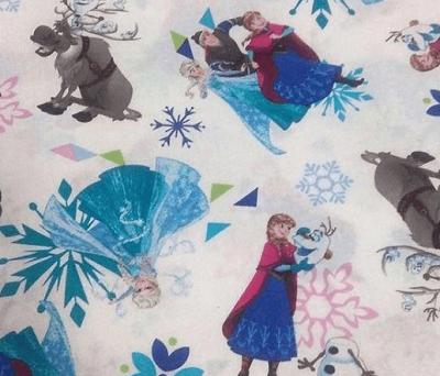 Tela estampado de Frozen