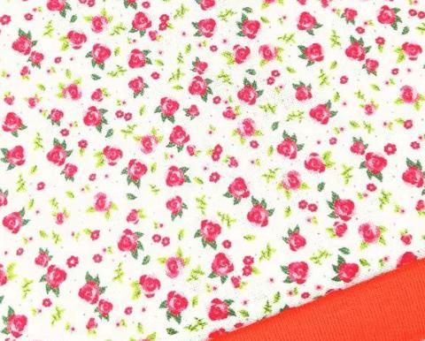 Tela de florecitas