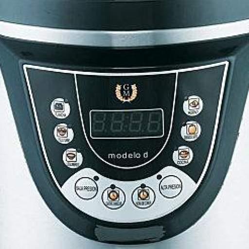 Olla GM-D  Programable Eléctrica 6 litros + regalo cubeta  [1]