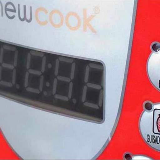 Olla New Chef Programable Eléctrica 6 litros [2]