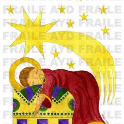 CHRISTMA SOBRE CORONA MELCHOR