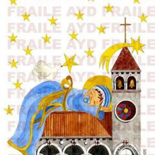 CHRISTMA SOBRE LA IGLESIA