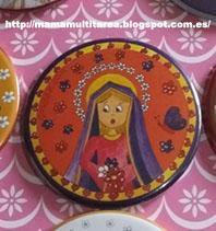 Espejo Virgen Fraile AyD 2