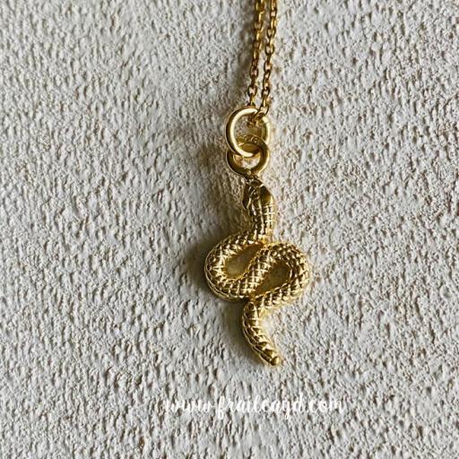 Colgante La Serpiente