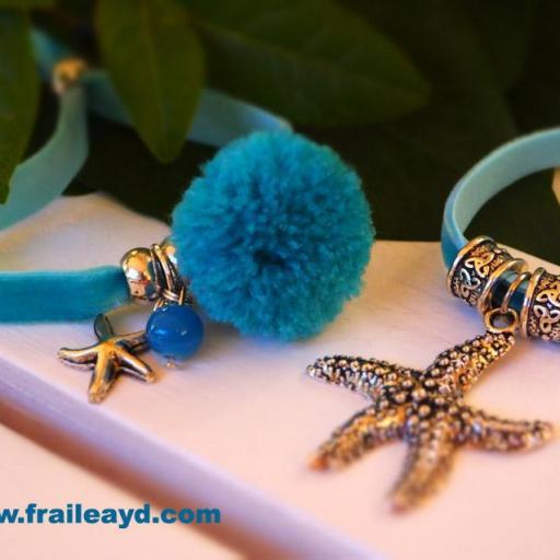 Gargantilla estrella de mar [1]