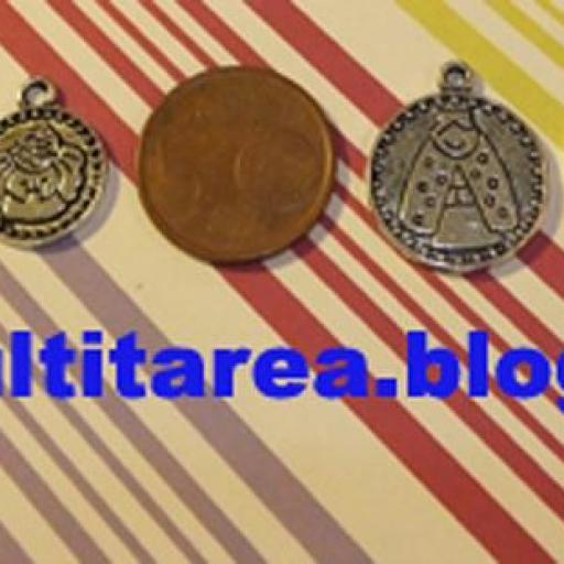 COLGANTE ANTELINA MEDALLAS PLATEADAS [1]