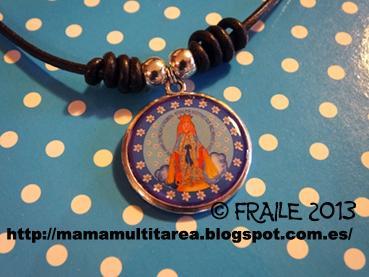 Medalla Fraile AyD 3 Virgen Milagrosa
