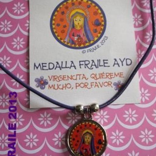 MEDALLA FRAILE AYD 2