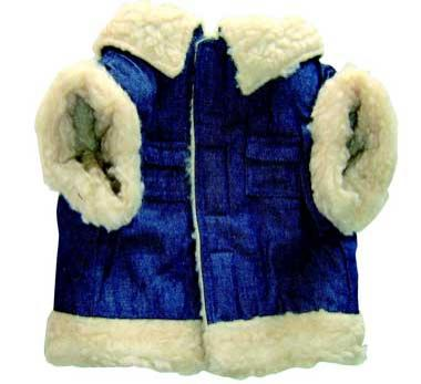 Modelo 10 Precioso abrigo, gran confor para tu mascota y muy calentito
