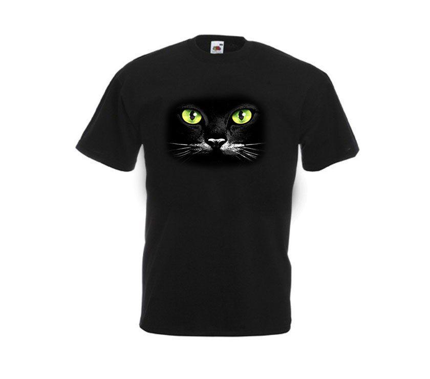 Camiseta Ojos Verdes