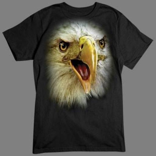 Camiseta Aguila 3D