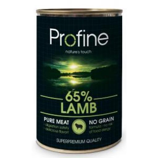 Profine latas Cordero 6x400gr [0]