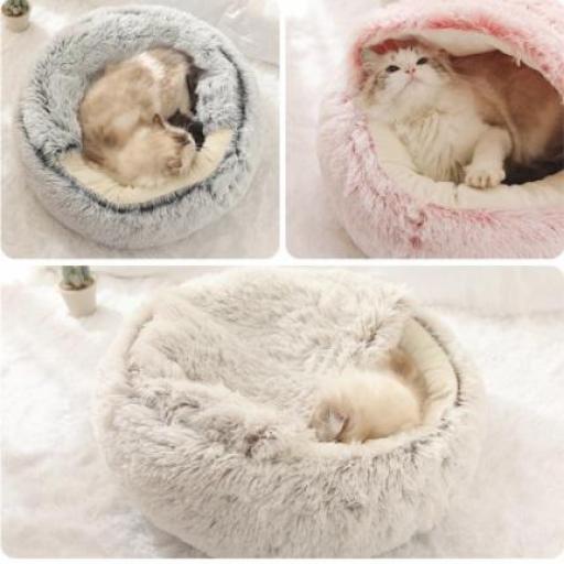Cama super suave para perros y gatos [2]
