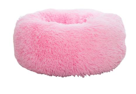 Cuna super suave rosa