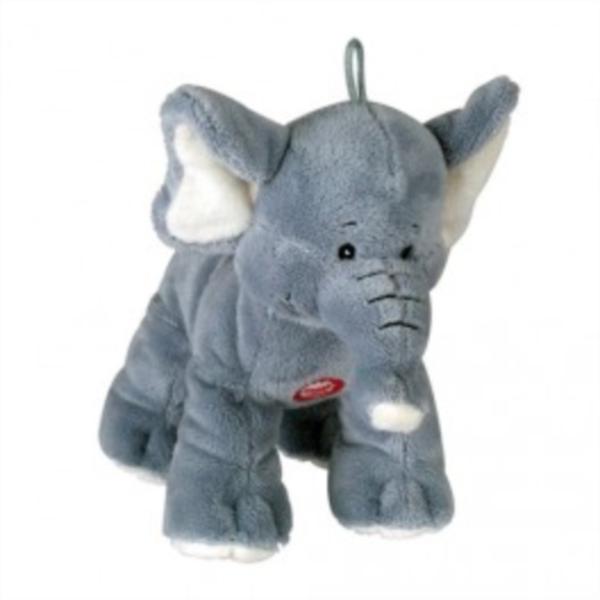 Peluche sonoro elefante