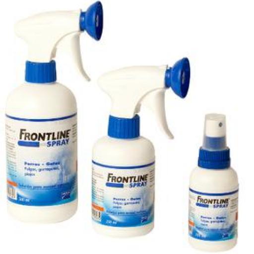 Frontline Spray para perros y gatos