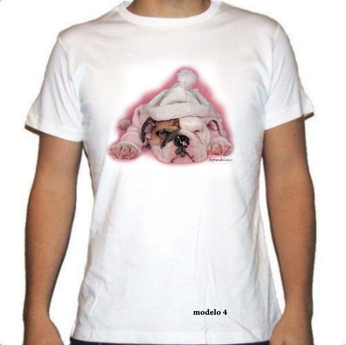 Camiseta Bulldog Inglés