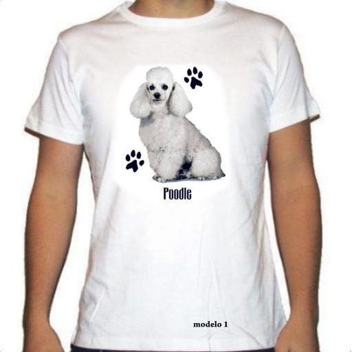 Camiseta Caniche