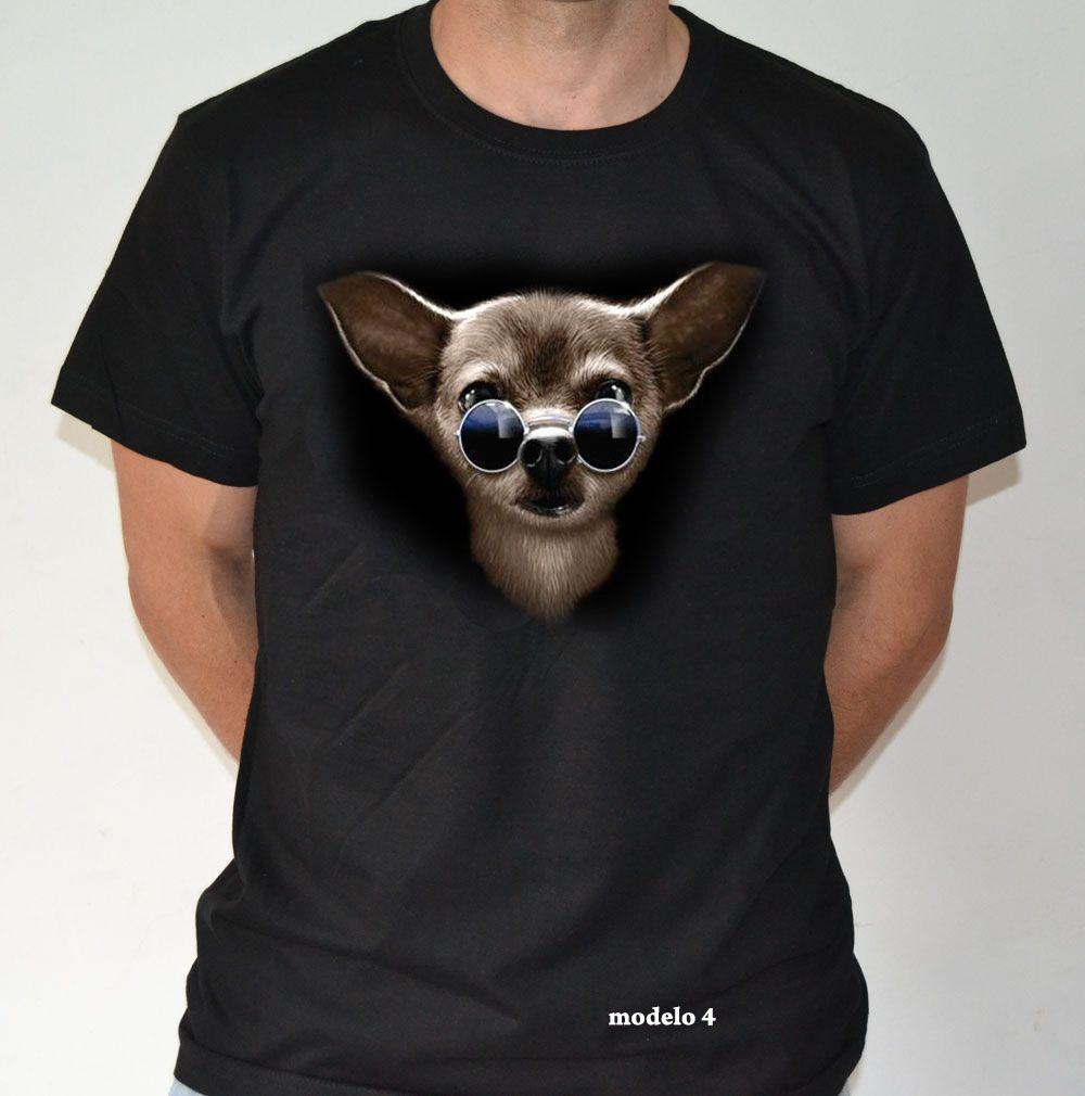 Camiseta Chihuahua 3D
