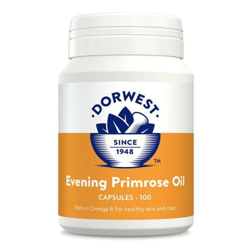 Aceite Evening Primrose Cápsulas