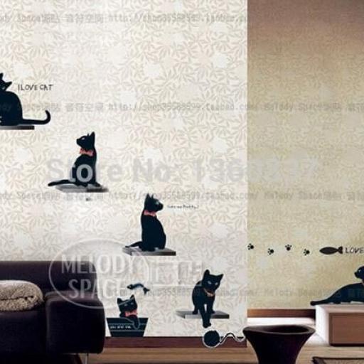 Gatitos decorativos [2]