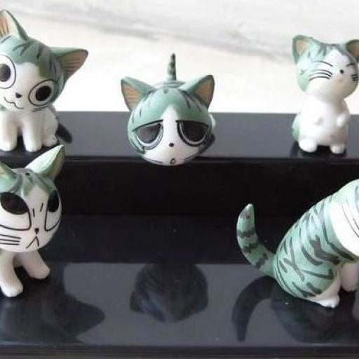 Familia de Gatos [1]