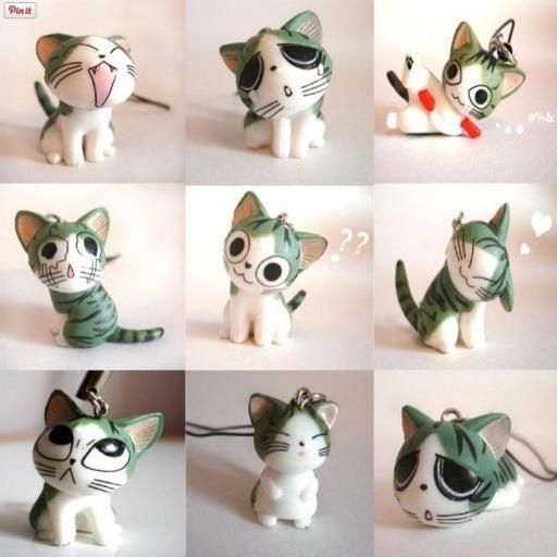 Familia de Gatos [2]