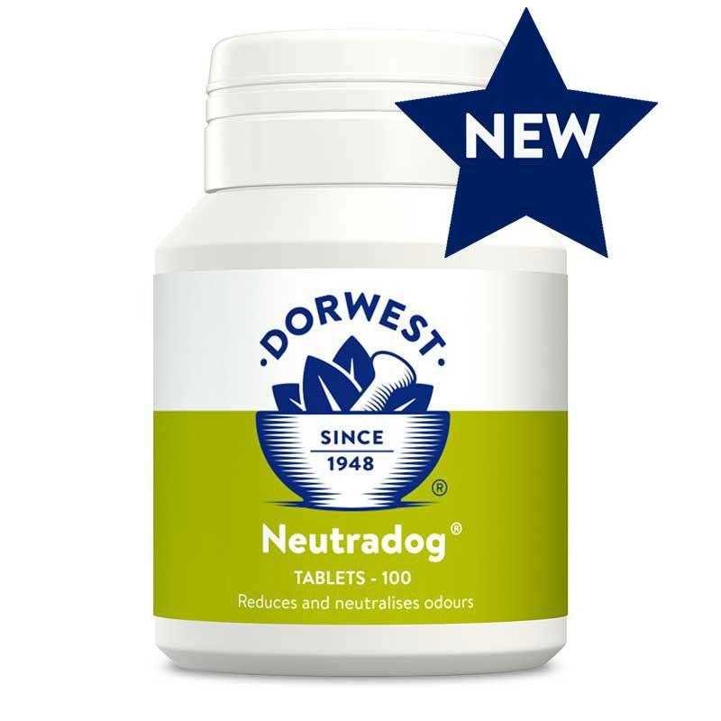 Neutradog reduce olores
