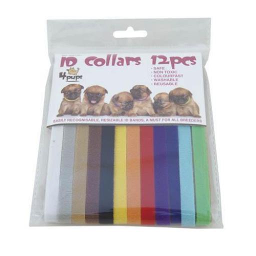 Set de 12 Collares para Identificar Camadas [2]