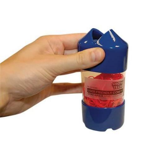 Recipiente para gomitas flexible [1]