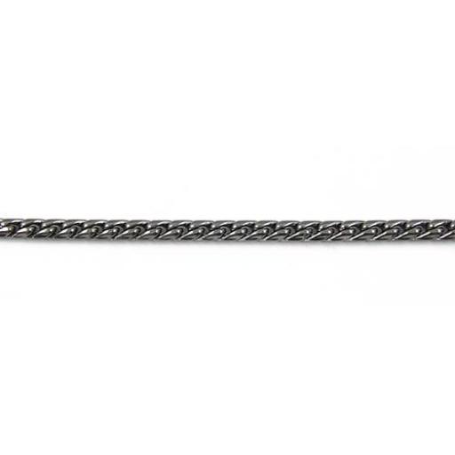 Collares cadena Máxima Elegancia antracita [1]