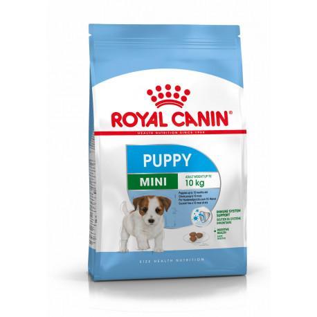 Royal canine mini puppy 4kg