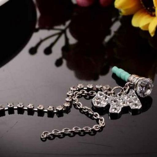 Perrito Swarovski estilo Tiffany [1]