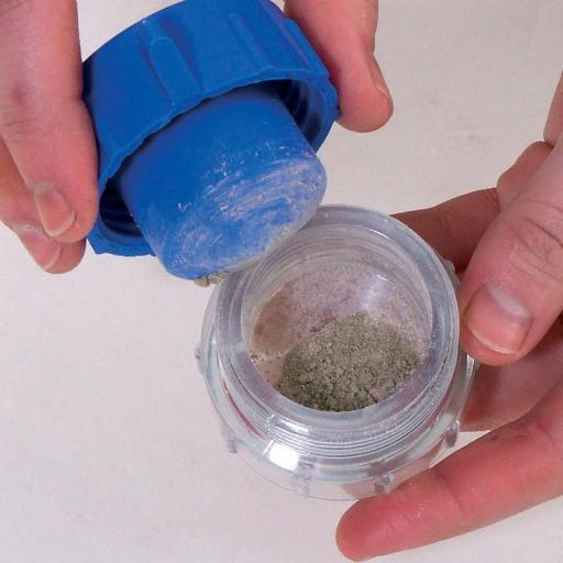 Trituradora de pastillas