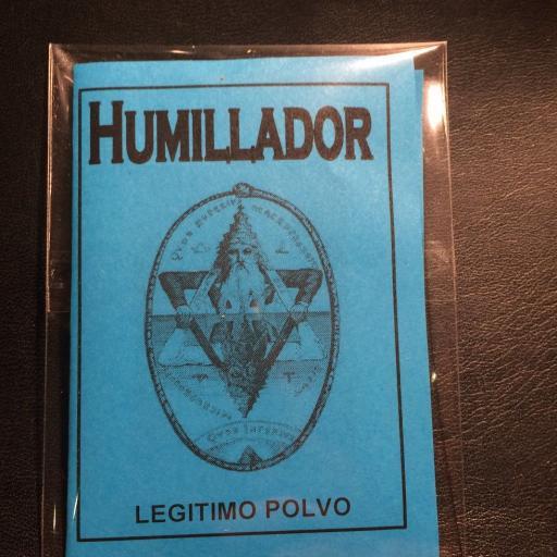 LEGITIMO POLVO ESOTERICO HUMILLADOR
